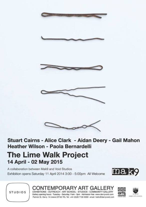 Lime Walk Project Poster
